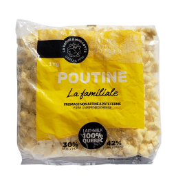 Poutine Cheese Curds |1kg