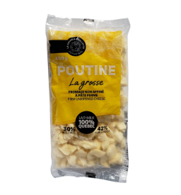 Poutine Cheese Curds | 400g