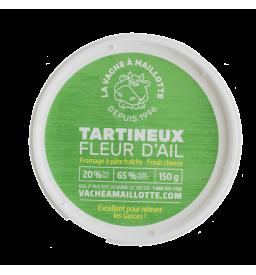 Tartineux | Fleur d'ail